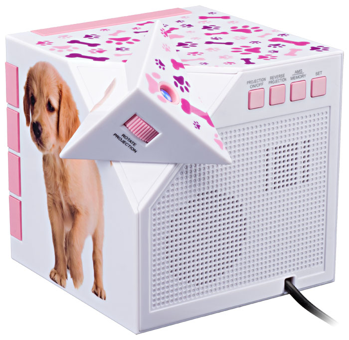 "Radio Alarm Clock ""Happy Cube"" - Image   #6"