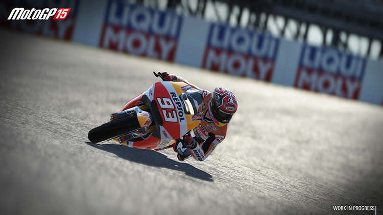 MotoGP™15 - Screenshot #3