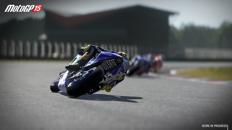 MotoGP™15 - Screenshot #4