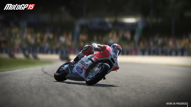 MotoGP™15 - Screenshot