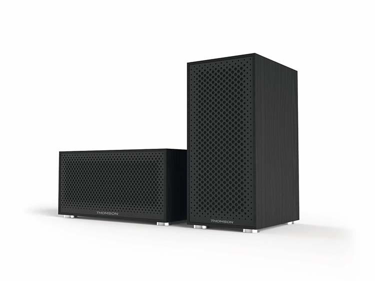 Wireless Multiroom (Black) - Packshot