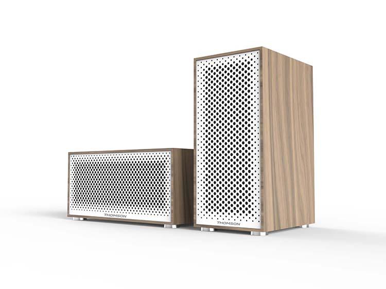 Wireless Multiroom (White) - Packshot