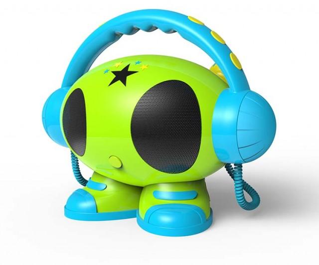 Multimedia Player 'Matt' - Packshot