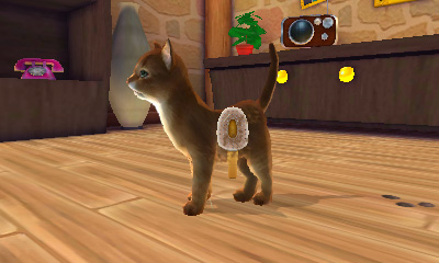 I Love My Cats - Screenshot #1