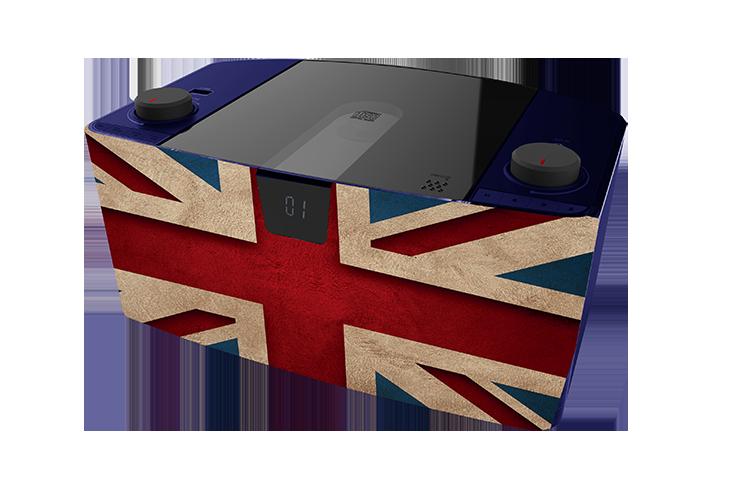 Radio CD player 'On the Go!' (UK) - Image