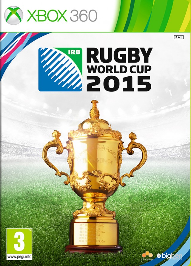 RUGBY WORLD CUP 2015 - Packshot