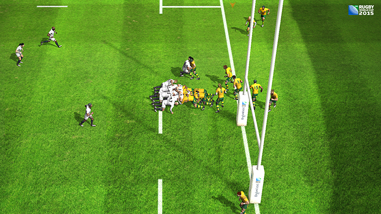 RUGBY WORLD CUP 2015 - Screenshot #2