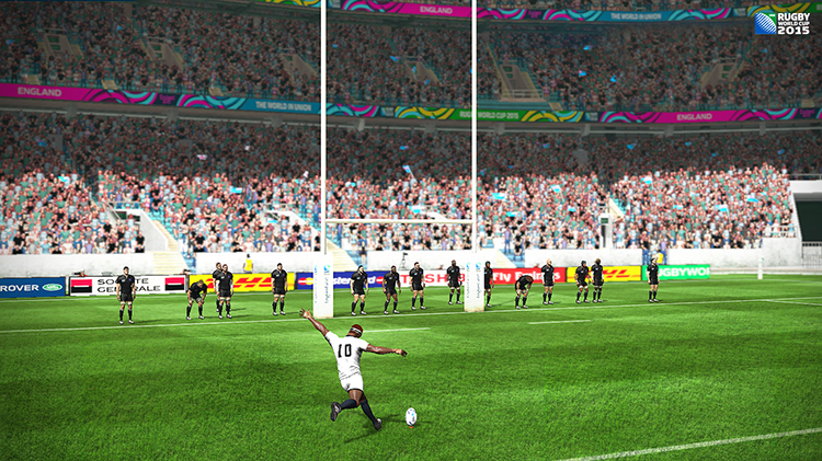 RUGBY WORLD CUP 2015 - Screenshot