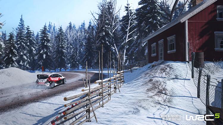 WRC 5 - Screenshot