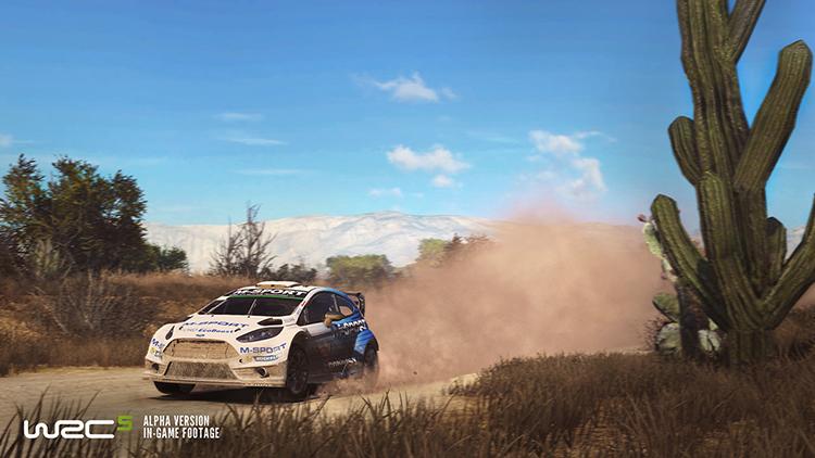 WRC 5 - Screenshot #7