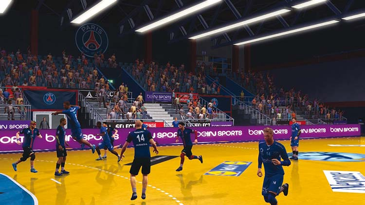 Handball 16 - Screenshot