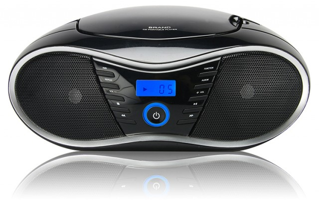 FM Stereo radio CD/USB/MP3 - Packshot