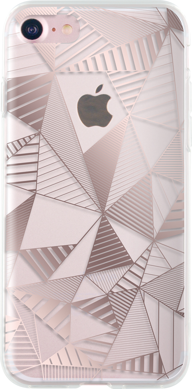 Semi-rigid case (pink metallic) - Packshot
