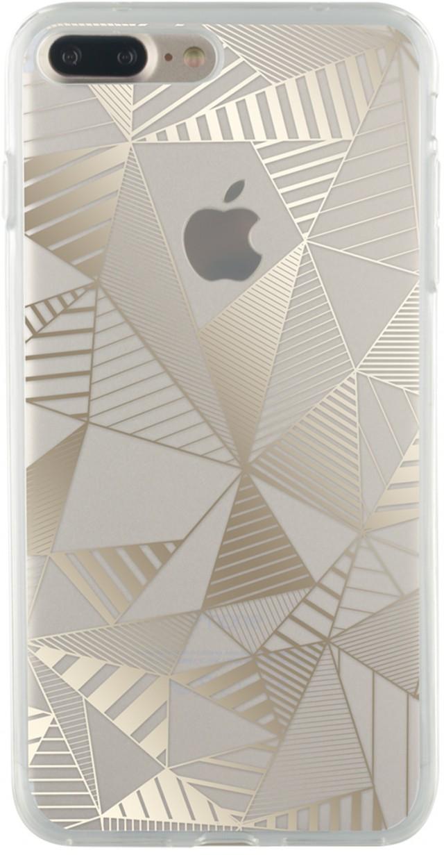 Semi-rigid case (gold) - Packshot
