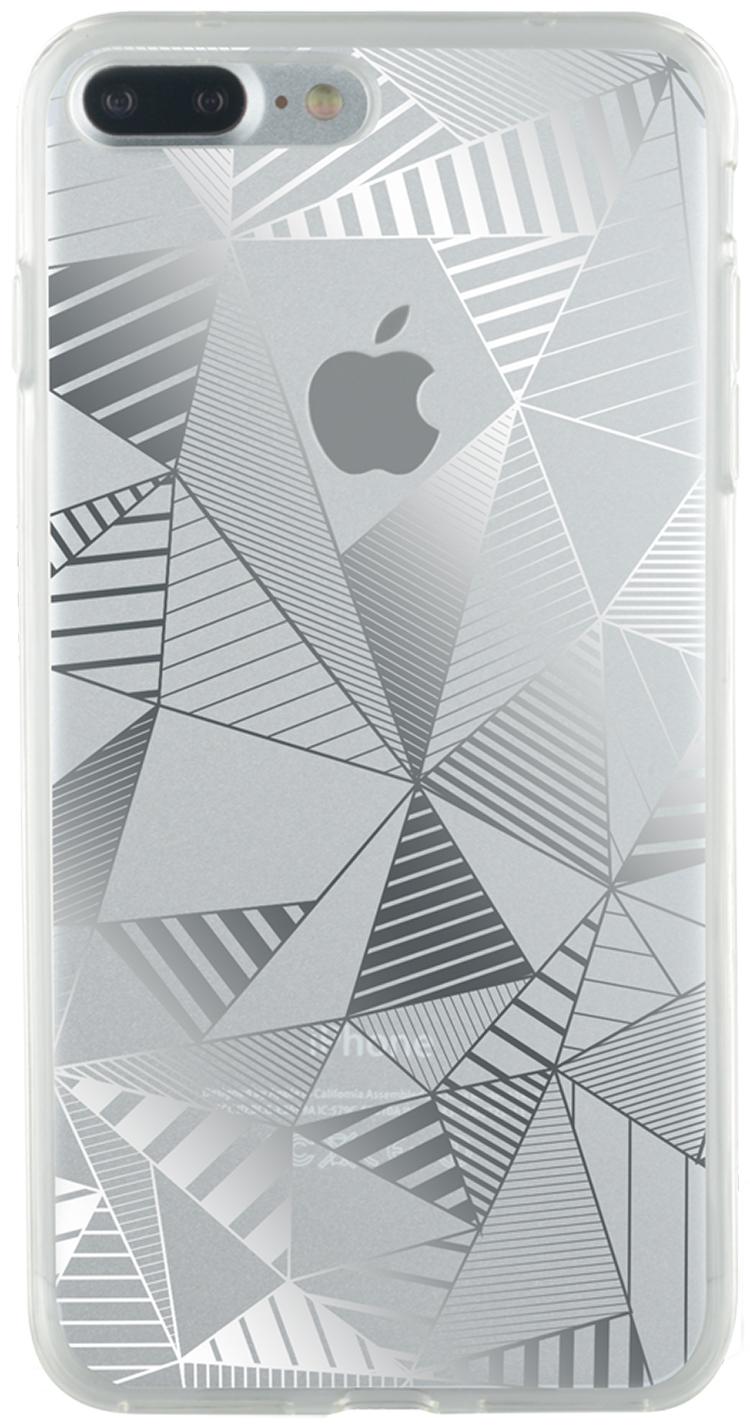 Semi-rigid case (silver) - Packshot