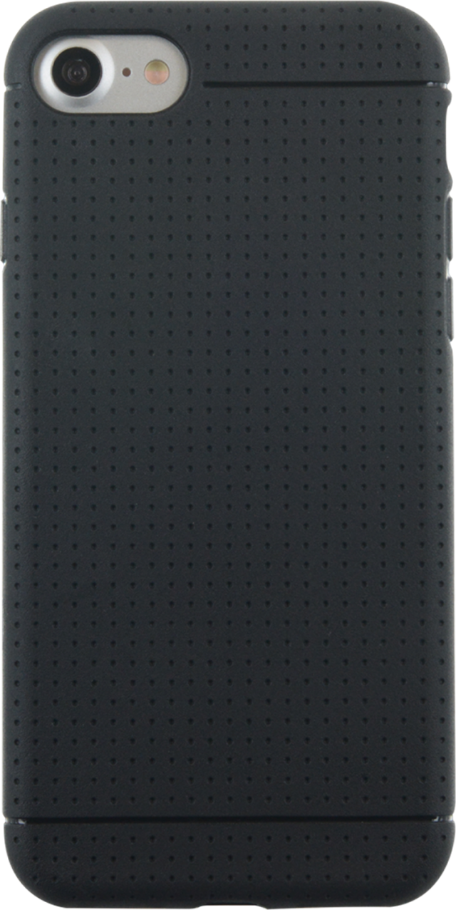 Flexible case micro-perforated finishing (black) - Packshot