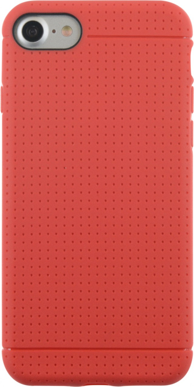 Flexible case micro-perforated finishing (red) - Packshot