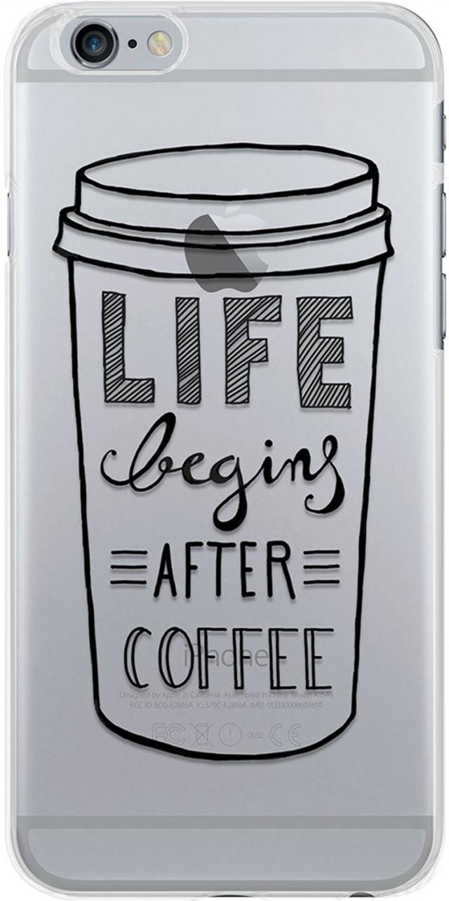 Flexible case (coffee) - Packshot