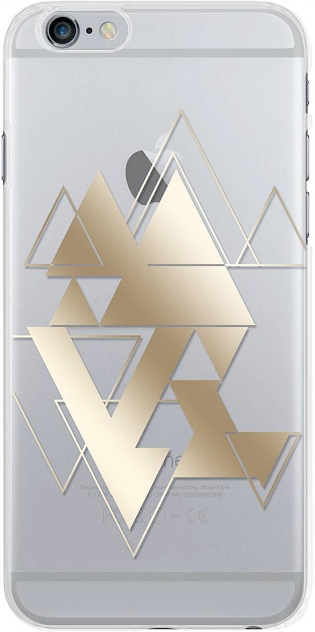 Flexible case (gold) - Packshot