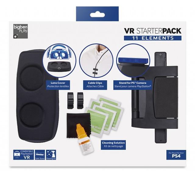 11 items for VR Headset PS4VRPACK BIGBEN | Bigben EN | Audio