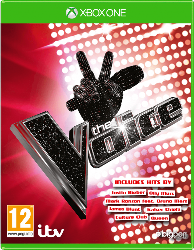 The Voice - Packshot