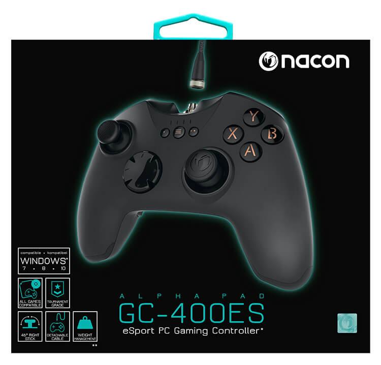 NACON ALPHA PAD PC Game Controller - Image   #6