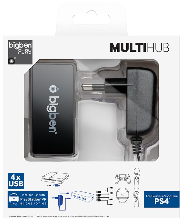 USB HUB 4 ports PlayStation 4 - Image   #3
