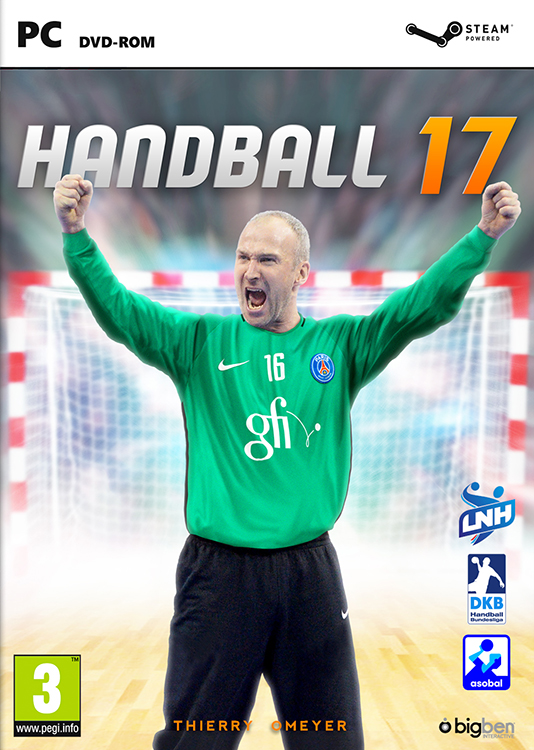 Handball 17 - Packshot
