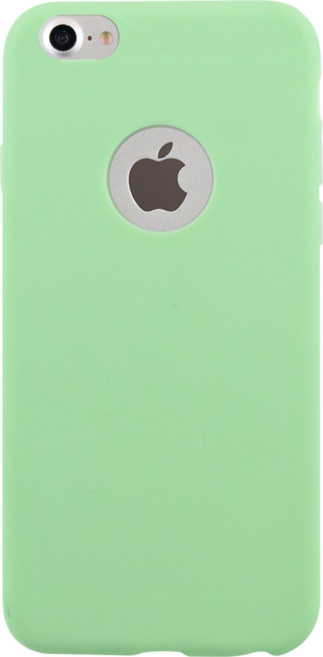Semi-rigid case (green) - Packshot