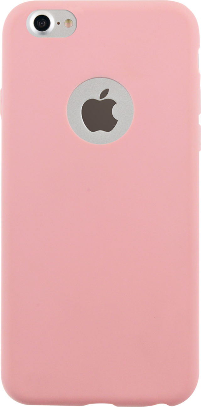 Semi-rigid case (pink) - Packshot