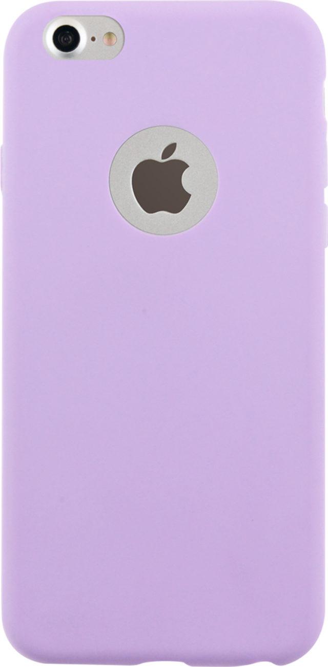 Semi-rigid case (purple) - Packshot