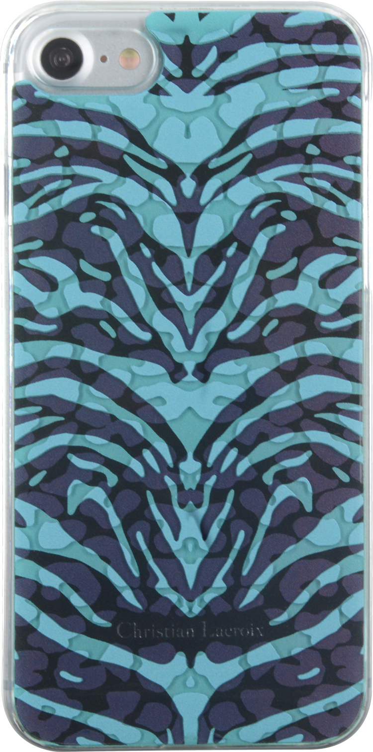 "CHRISTIAN LACROIX Hard Case ""Pantigre""(Turquoise) - Packshot"