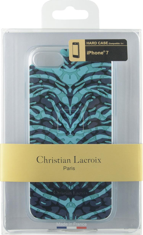 "CHRISTIAN LACROIX Hard Case ""Pantigre""(Turquoise) - Image"