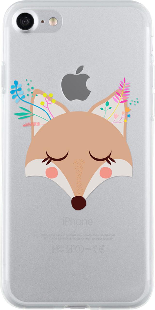 Semi-rigid case (fox) - Packshot