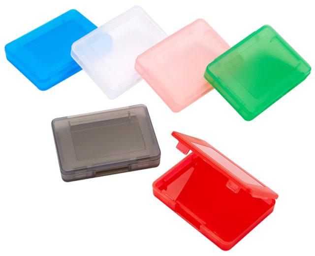Set of 6 game cartridge cases for Nintendo Switch™ - Packshot