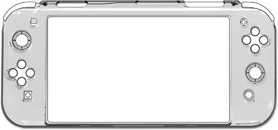 Polycarbonate case for Nintendo Switch™ - Packshot