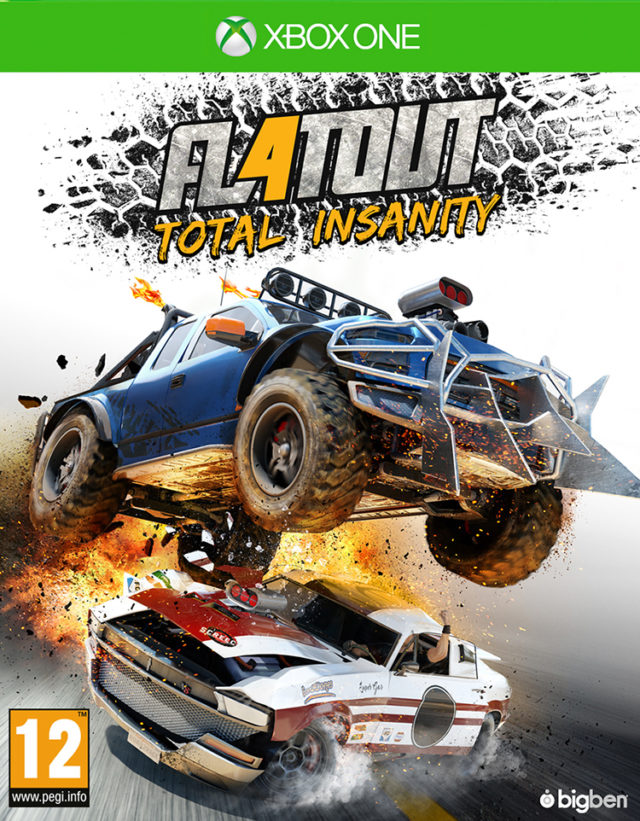 FlatOut 4: Total Insanity - Packshot