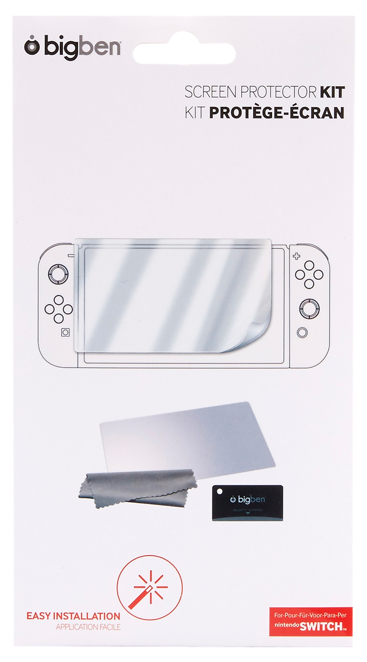 Protective film for Nintendo Switch™ tablet - Image  #1