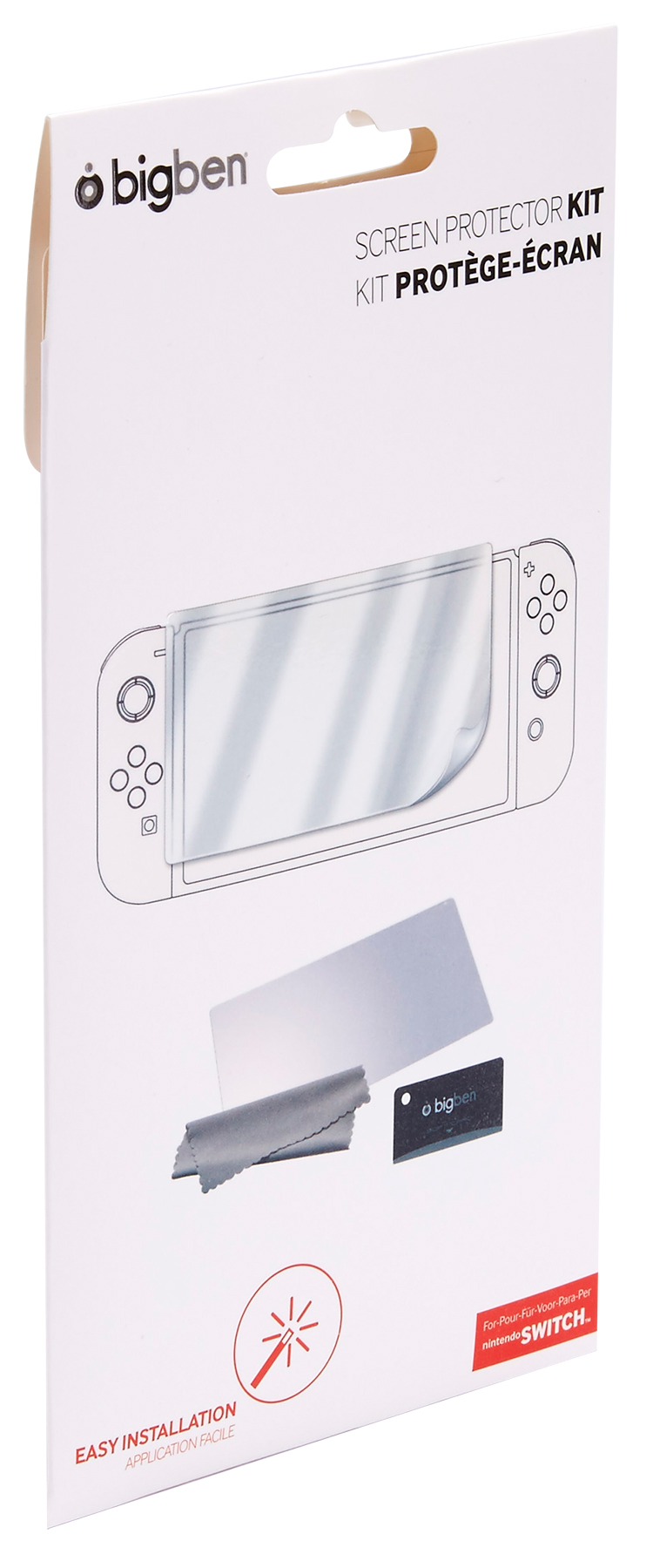 Protective film for Nintendo Switch™ tablet - Image  #2tutu