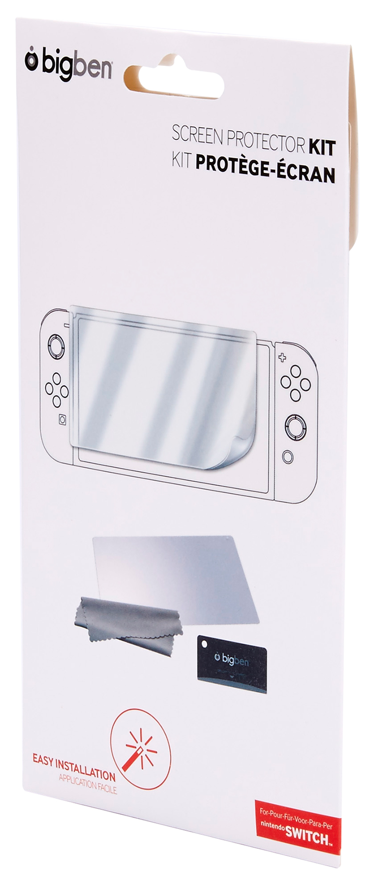 Protective film for Nintendo Switch™ tablet - Image  #2tutu#3