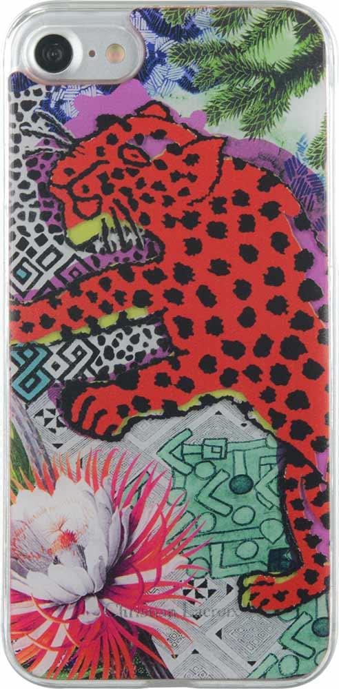 """CHRISTIAN LACROIX Panthera""""(red) """" - Packshot"""