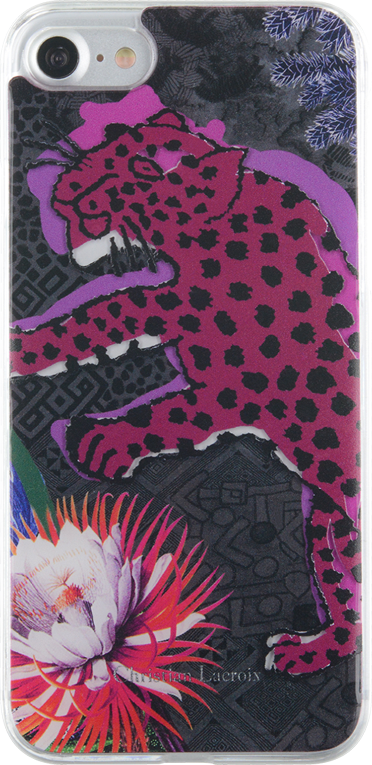 "CHRISTIAN LACROIX Panthera"" (purple)"" - Packshot"