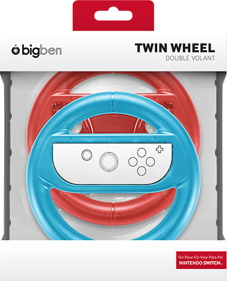 Pack of two wheels for JOYCON™ - Image  #2tutu#4tutu#5
