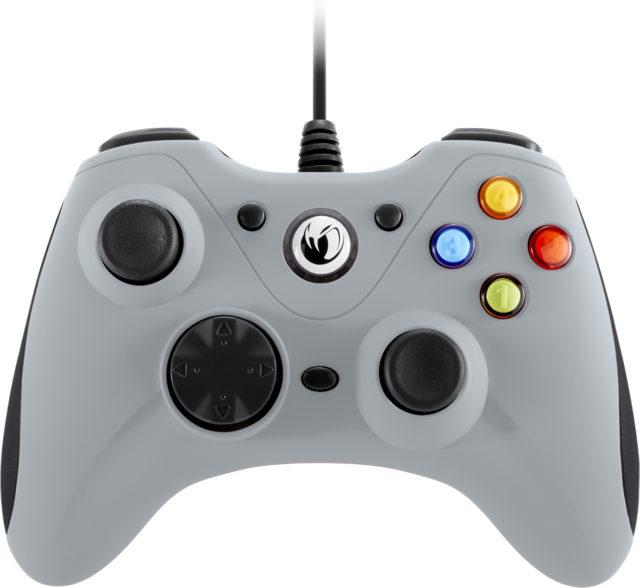 NACON PC Game Controller (Grey) - Packshot