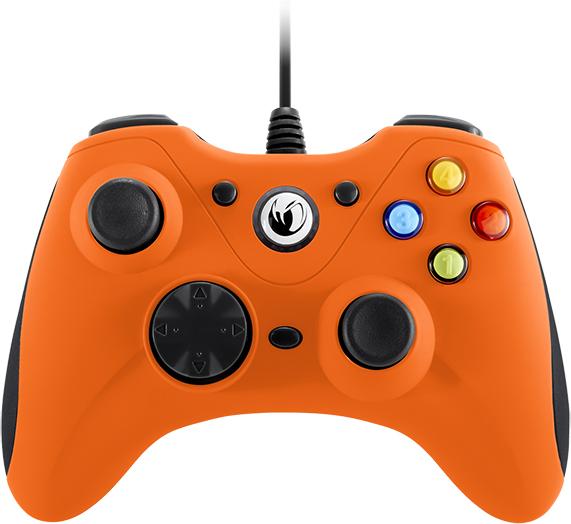 NACON PC Game Controller (Orange) - Packshot