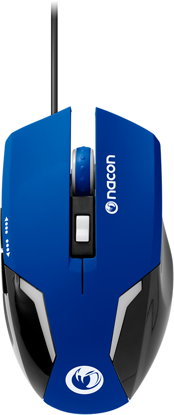 Nacon Optical Mouse (Blue) - Packshot