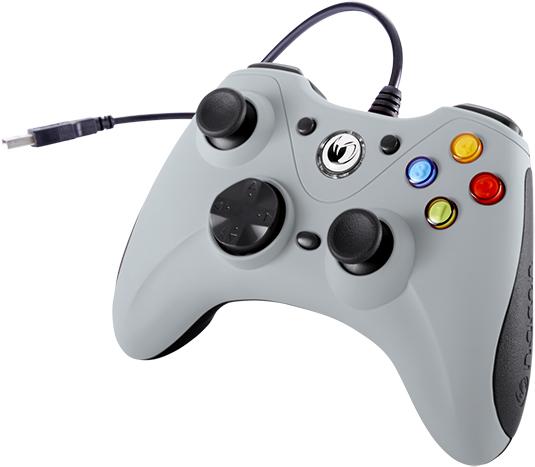 NACON PC Game Controller (Grey) - Image