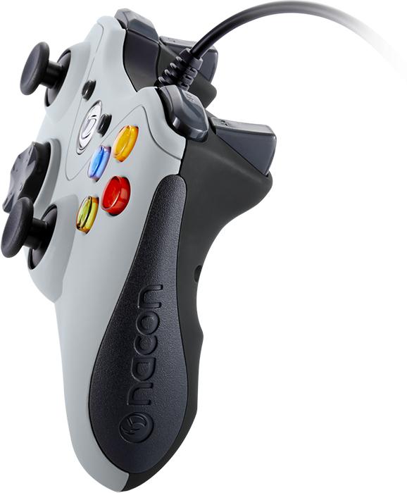 NACON PC Game Controller (Grey) - Image  #1