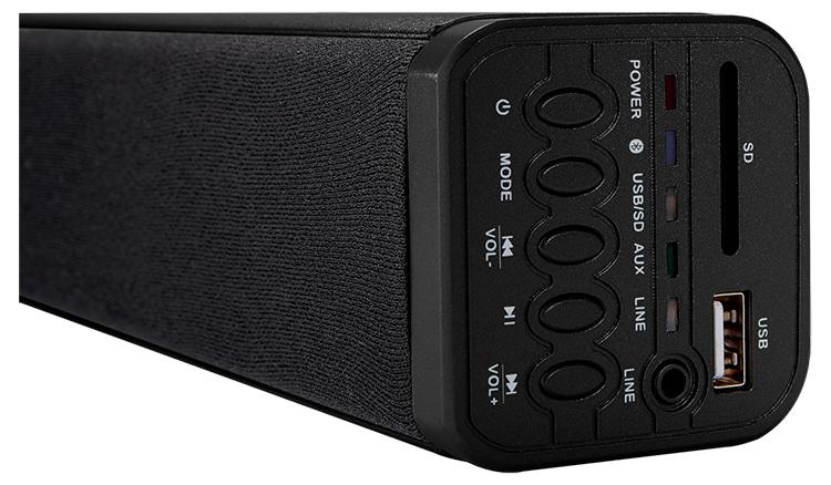 THOMSON soundbar with wired subwoofer SB250BT - Image  #2tutu