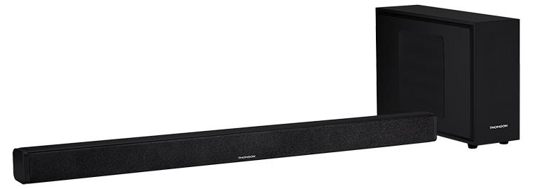 THOMSON soundbar with wired subwoofer SB250BT - Image  #2tutu#4tutu
